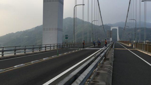 伯方大橋 サイクリングしまなみ
