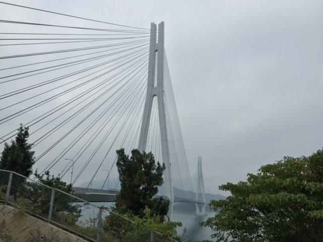 サイクリングしまなみ 多々羅大橋