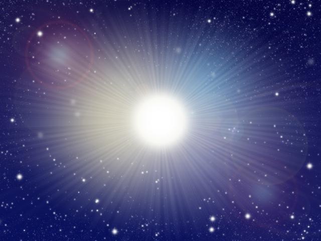 流星群に天敵 月明かり