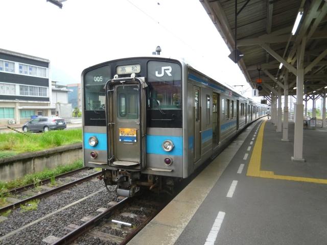 JR四国 ワンマン列車