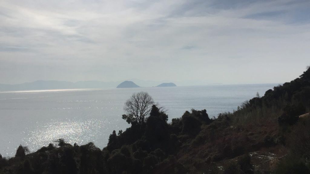 二神島から見たDASH島