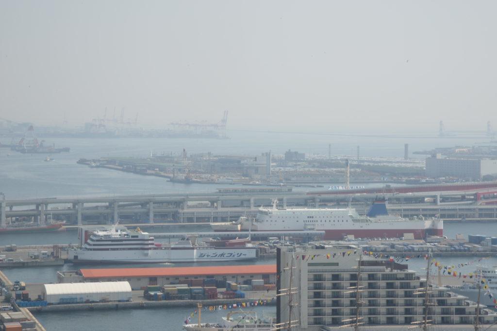神戸 ジャンボフェリー乗り場