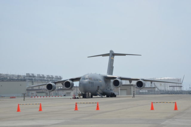 米国空軍 C-17グローブマスターⅢ