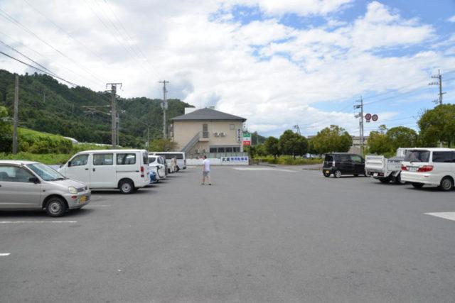 武蔵 駐車場
