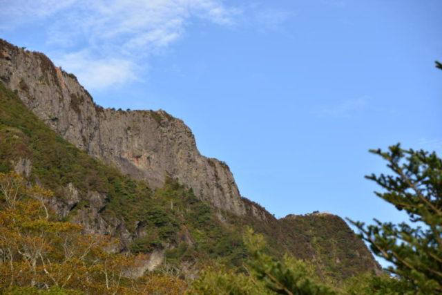 石鎚山山頂
