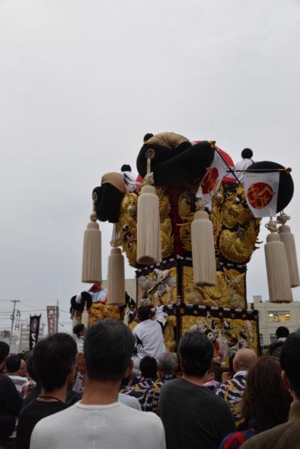 新居浜太鼓祭り2019