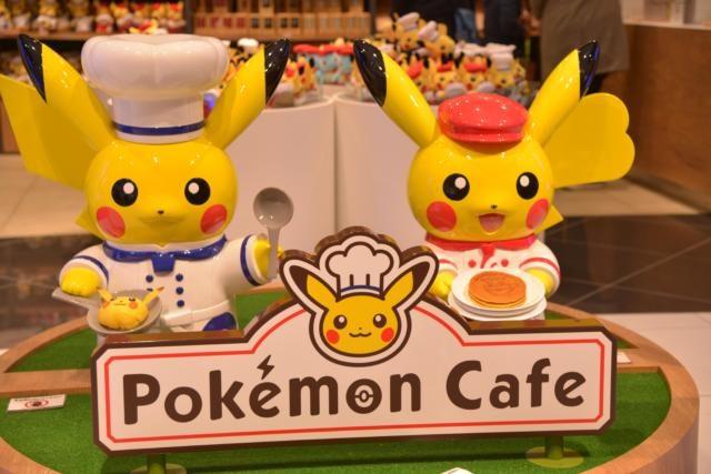 Pokemon Cafe 大阪