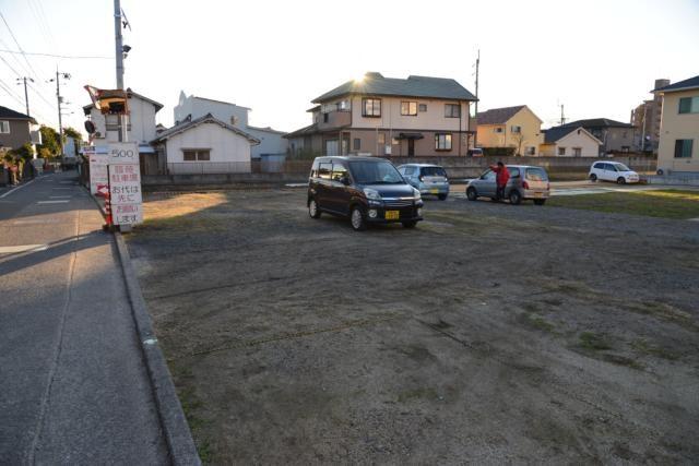 椿まつり 臨時駐車場