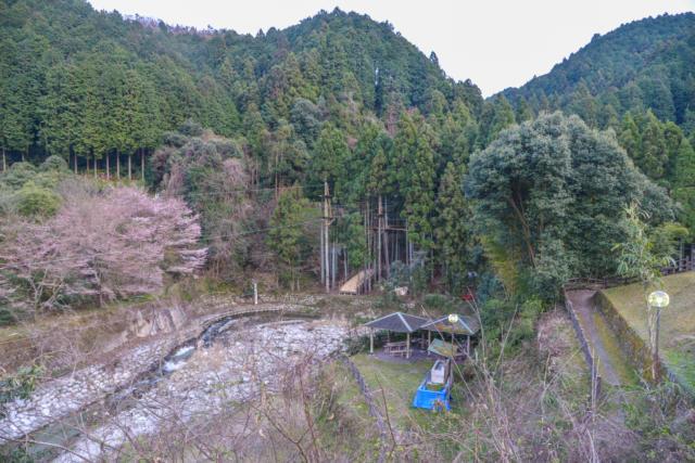本谷温泉公園