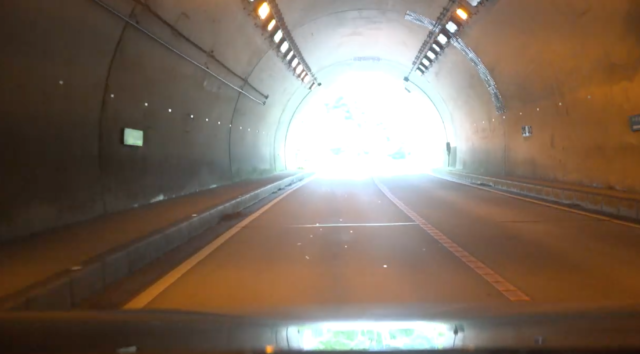 水ヶ峠トンネル