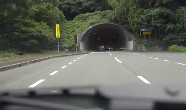 瞽女トンネル