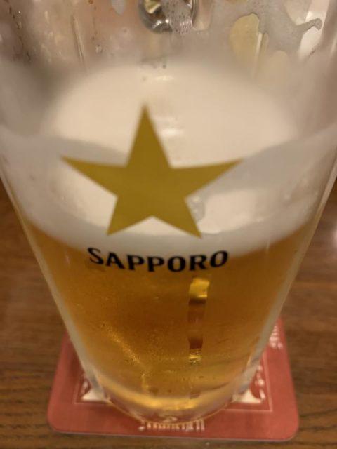 ビアホールみゅんへん サッポロビール